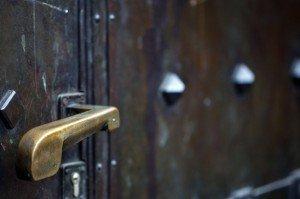 Фото старинной двери